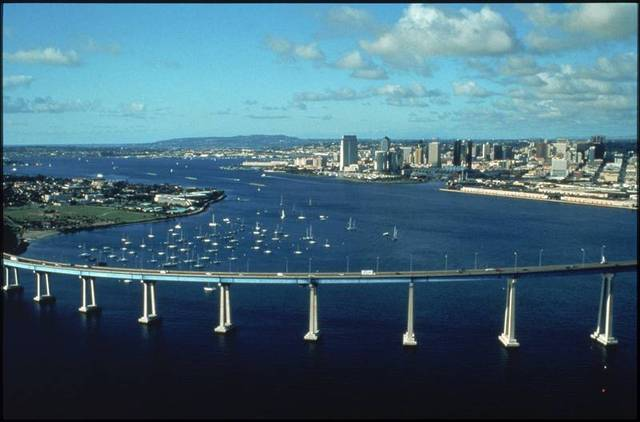 Paul moves to San Diego