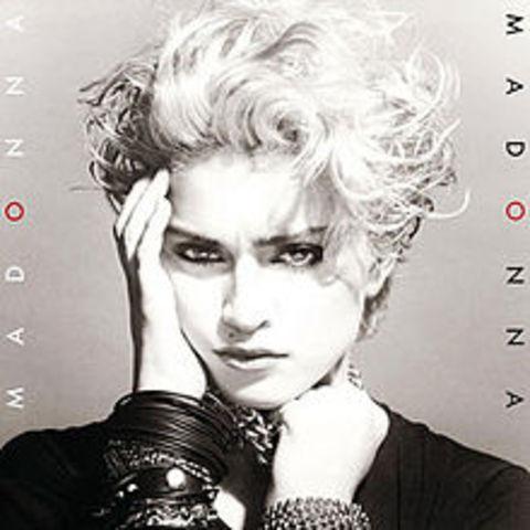 "debut album ""Madonna"" is released"