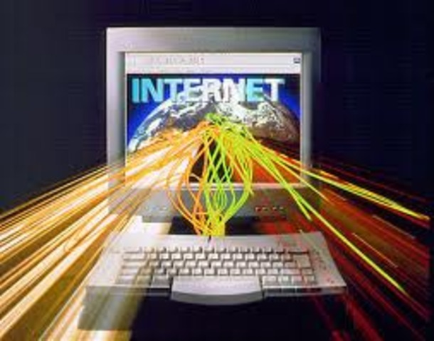 Se inventó el internet