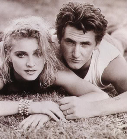 Files for divorce from Sean Penn because of spousal abuse.