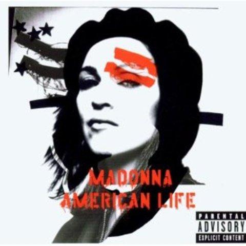 "releases the album ""American Life"""