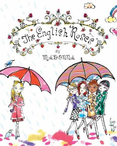 """Publishes first Childrens book """"The English Roses"""""""