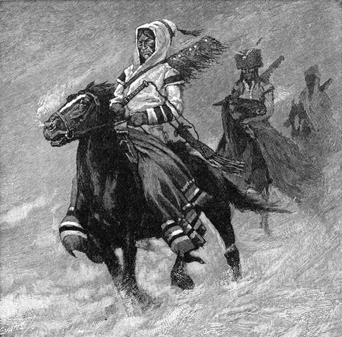 Blackfeet Native American Deaths