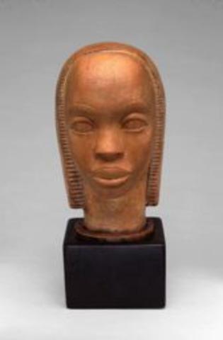 Head of a Negro Woman
