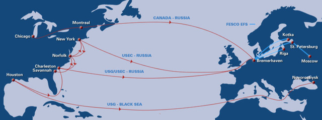 Norway and England started using ARPANET