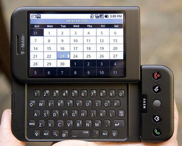 $179, HTC Dream(G1)