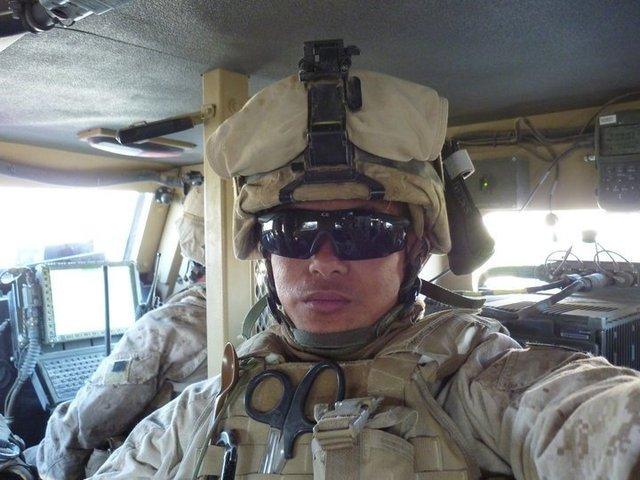 Kane deploys to Afghanistan!