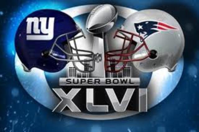 Giants beat the Patriots