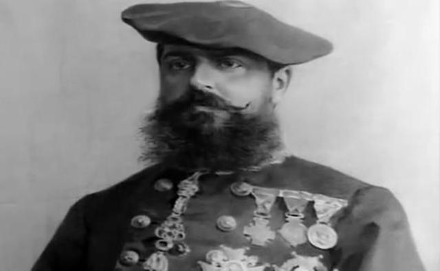 Carlos VII entra en España y encabeza la nueva Guerra carlista