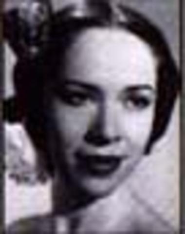 Marjorie was born