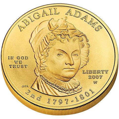 Abigail Adams was born