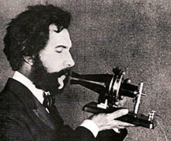 Ανακάλυψη τηλεφώνου - Αλεξάντερ Γκράχαμ Μπελ
