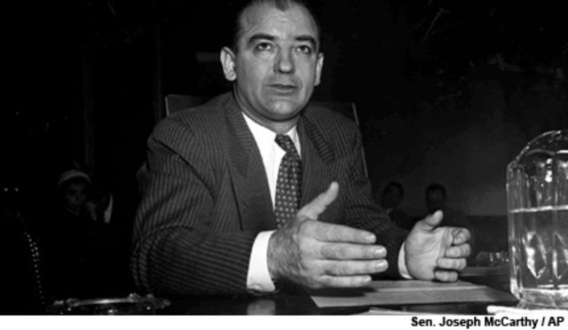 •The Army-McCarthy Hearings