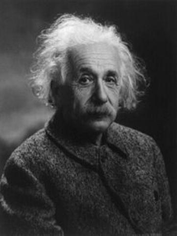 Η γέννηση του Albert Einstein