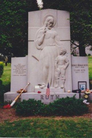Babe Ruths death
