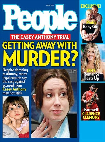Casey Anthony Found Not Guilty