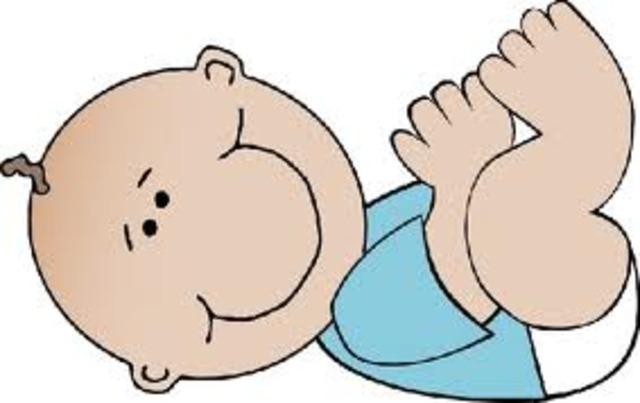Suo figlio si chiama Pierfederico è nato, ma è morto un mese dopo.