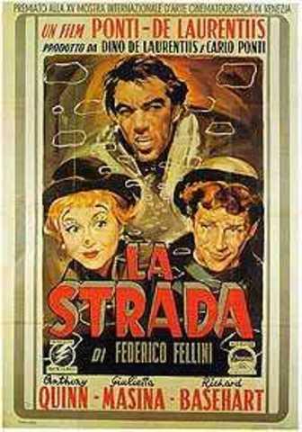Ha diretto il film La Strada ed è stato rilasciato nel settembre.