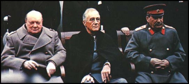The Yalta Conference+