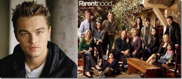 elegido en el elenco de Parenthood