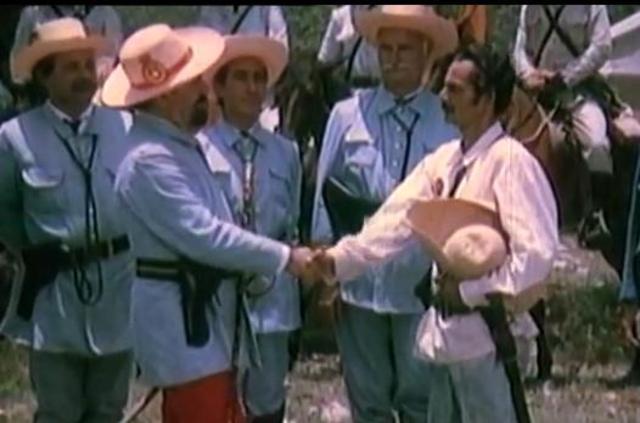 Fin de la Guerra de Cuba con Pacto de Paz de Zanjón