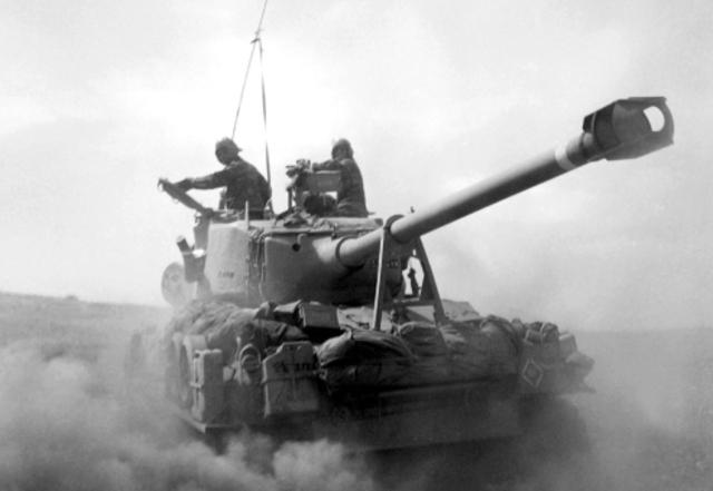 Première guerre israëlo-arabe