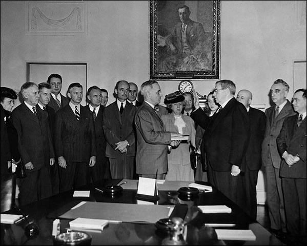 Harry Truman inauguration