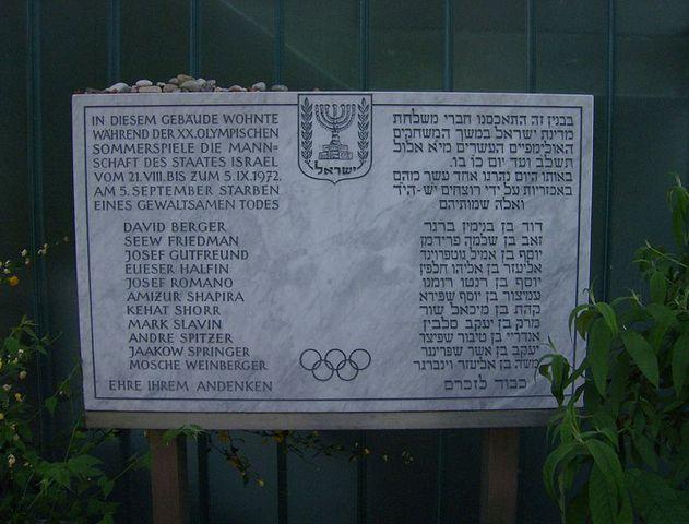 Massacre des jeux olympiques