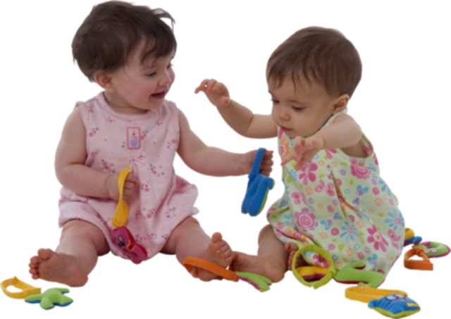 Birth-Toddler : Peers