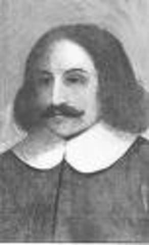 William Bradford: His way of Prosperity