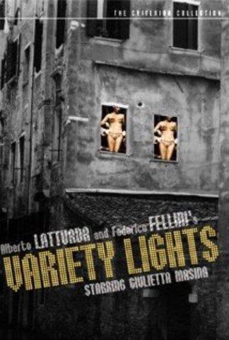 Fellini ha diretto il suo primo film, Luci del Varieta
