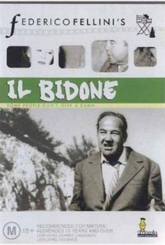 Ha diretto Il Bidone, interpretato da Broderick Crawford