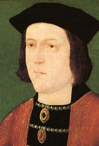 King Edward IV Is Born