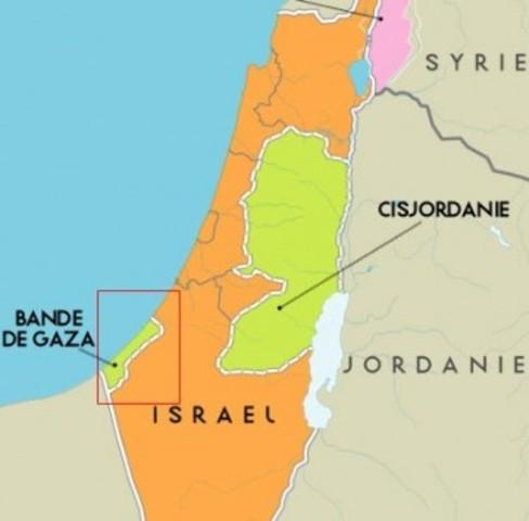 Le plan de désengagement des territoires occupés