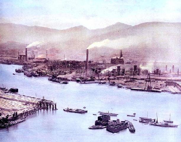 Los Astilleros del Nervión y los cruceros acorazados