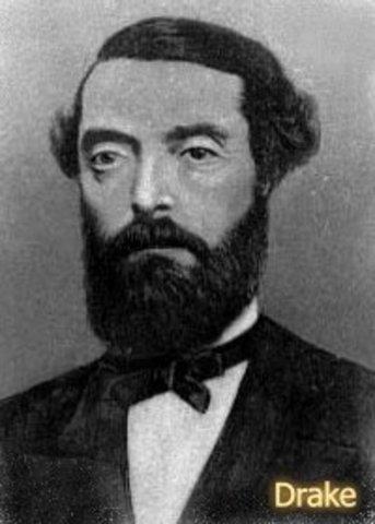 Η γέννηση του Έντουιν Λ. Ντρέικ