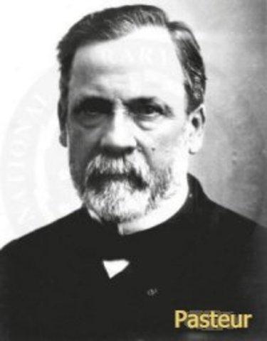 Γέννηση του Louis Pasteur