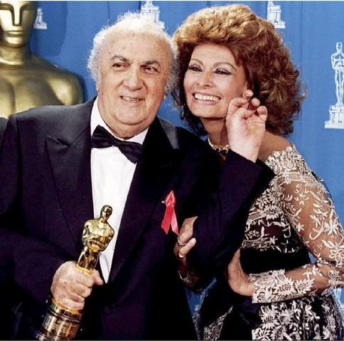 Ha ricevuto il Career Achievement Oscar