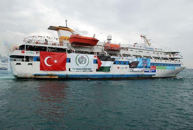 Abordage de la flotille pour Gaza