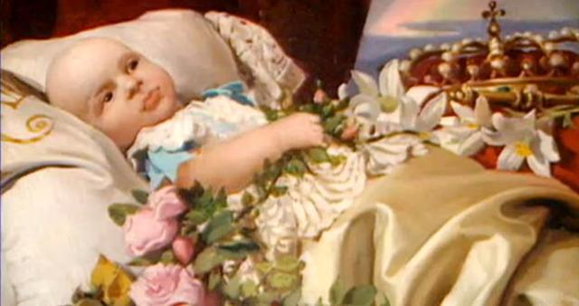 Nace Alfonso XIII, el hijo póstumo de Alfonso XII