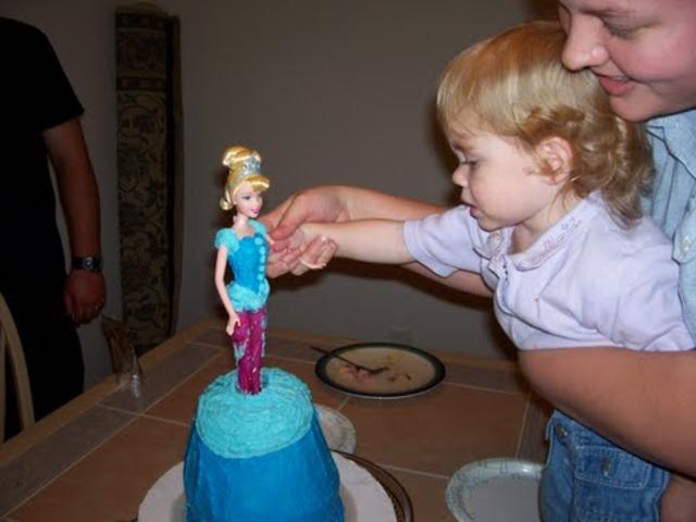 Caitlyn's 2nd Birthday