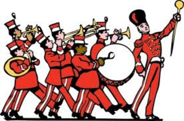 joined band