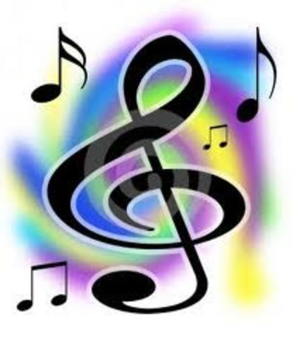 studied music