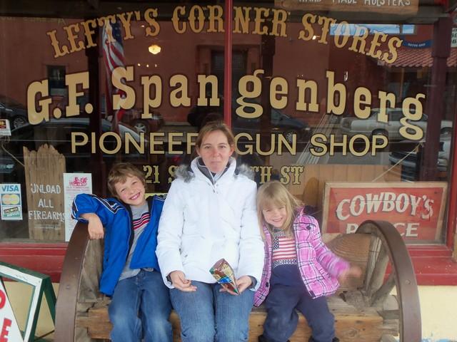 Visiting Tombstone, AZ