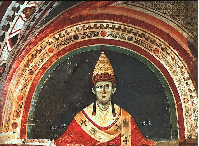 Pope Innocent III Dies