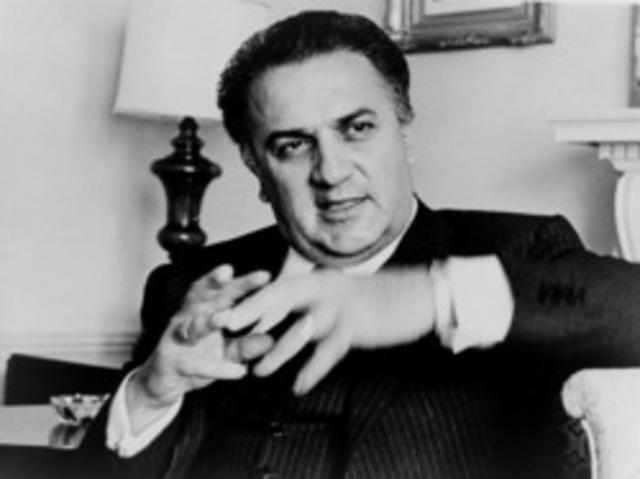 Federico Fellini Naque