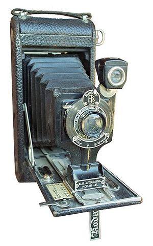 Autographic Film system