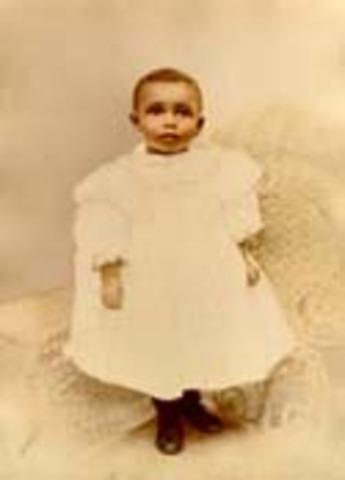 Marian Anderson Born