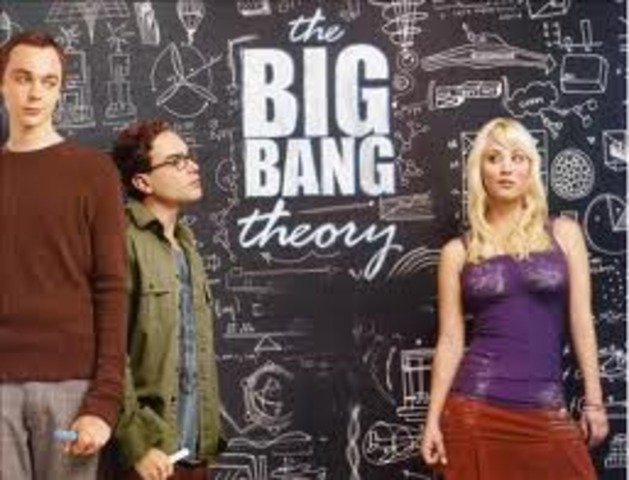 It all started with a big bang!
