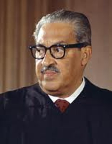 Thurgood Marshall Joined the States Supreme Court